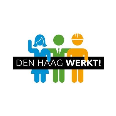 Logo Den Haag werkt!