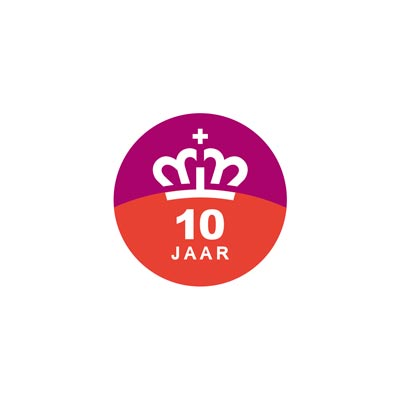 Logo jubileum V&VN